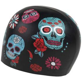 arena Poolish Moulded Cap crazy skulls carnival